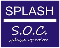 Logo Splash of Color